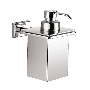 Gedy Colorado Metal Soap Dispenser Chrome 6981 01 13