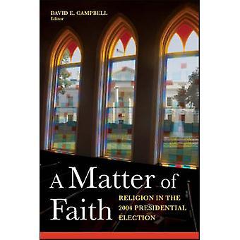 Una questione di fede - religione nelle elezioni presidenziali del 2004 da Davi