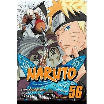 Naruto - 56 von Masashi Kishimoto - Masashi Kishimoto - 9781421542072 B