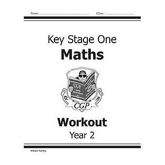 KS1 Maths Training - jaar 2 door William Hartley - 9781841460819 boek