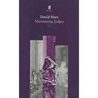 Murmuring Judges (Main) by David Hare - 9780571172191 Book