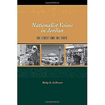 Nacjonalistyczne głosy w Jordanii: ulicy i stan