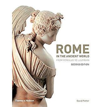 Roma nel mondo antico: da Romolo a Giustiniano