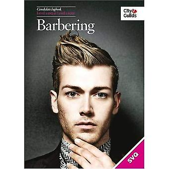 Level 2 SVQ in Barbering at Level 5 SCQF Logbook (Scottish Version)
