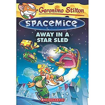 Bort i en stjärna släde (Geronimo Stilton Spacemice)