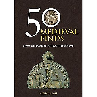 50 Medieval Finds from the� Portable Antiquities Scheme� (50 Finds)