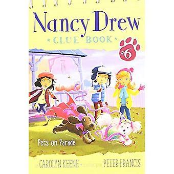 Huisdieren on Parade (Nancy Drew Clue boek)