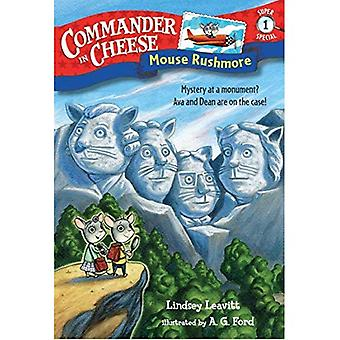 Commander in Cheese Super Special #1