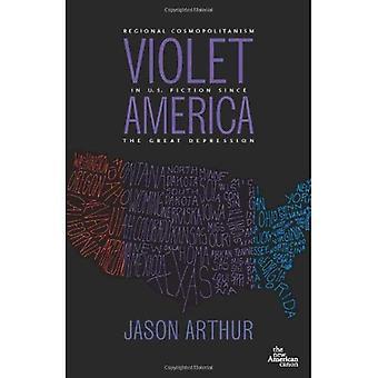 Violett Amerika
