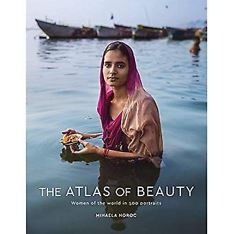 Atlas skjønnhet: kvinner i verden i 500 portretter