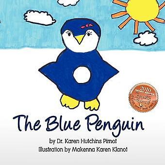De blauwe pinguïn