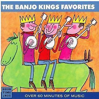 Banjo Kings - Favorites [CD] USA import