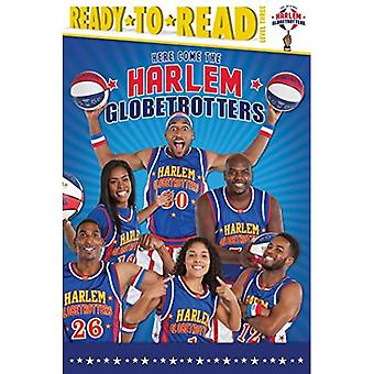 Aquí llegan los Harlem Globetrotters (Ready-To-Read - nivel 3 (libro en rústica))