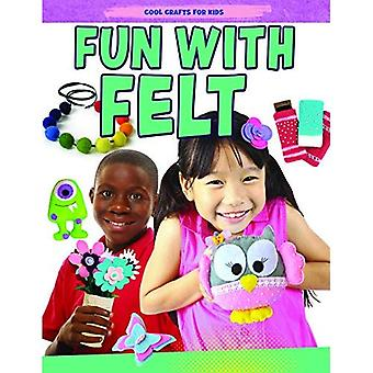 Fun with Felt (Cool Crafts� for Kids)