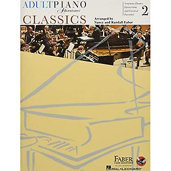 Adult Piano Adventures Classics Book 2 (Piano) (Paperback)