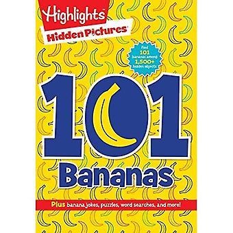 101 Bananas (Hidden Pictures)