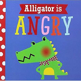Playdate Pals Alligator est en colère