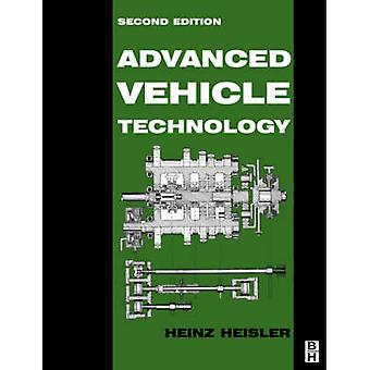 Advanced Vehicle Technology by Heisler & Heinz