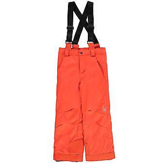 Spyder Kids Boys Mini Propulsion Salopettes Child Ski Pants Trousers Bottoms