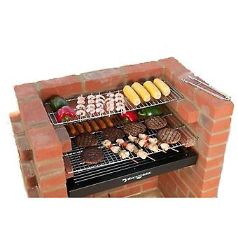 Black Knight Brick Barbecue Kit BKB413