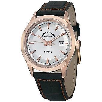 Zeno-watch mens watch gentleman Quartz rose 6662-515Q-PGR-f3