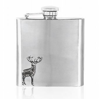 COUNTRY LIVING 6oz STAG Kolben - CS236