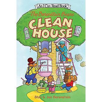 الدببة بيرينستاين تنظيف المنزل قبل ستان بيرينستاين-جان بيرينستاين