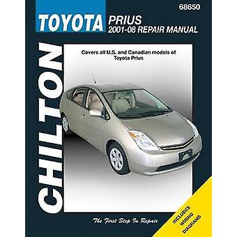 Toyota Prius 2001-08 Repair Manual by Tim Imhoff - 9781563926914 Book