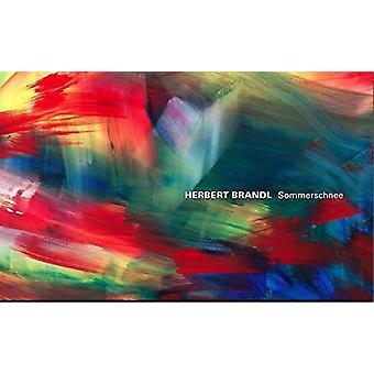 Herbert Brandl - Summersnow by Andreas Kristof - 9783864421914 Book
