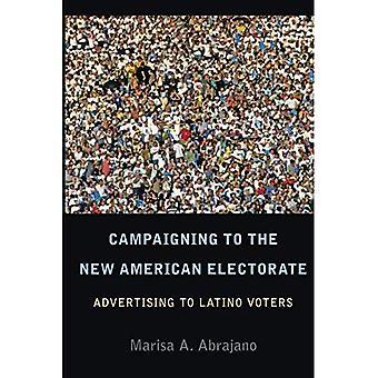 Campagna per il nuovo elettorato americano: pubblicità agli elettori latini
