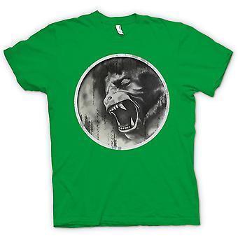 T-shirt bambini-lupo mannaro americano a Londra BW