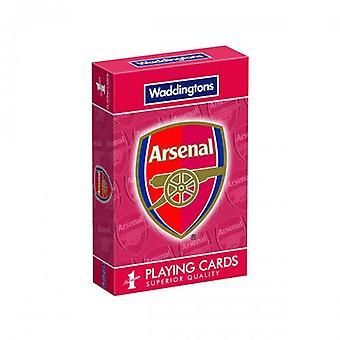 Arsenal-Spielkarten