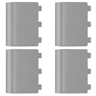 Replacement battery back cover holder for grey/green microsoft xbox one controllers ? 4 pack grey