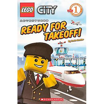 Ready for Takeoff! by Scholastic - 9780606150576 Book