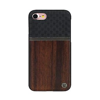 iPhone 8/7 Speedway Hard Shell Brown/Grey