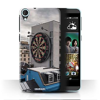 STUFF4 Case/Cover for HTC Desire 820q Dual/Bullseye/Imagine It