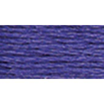 Dmc Tapestry & Embroidery Wool 8.8 Yards Light Royal Purple 486 7243