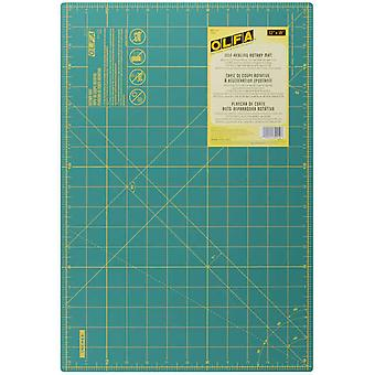 Olfa Gridded Cutting Mat 12