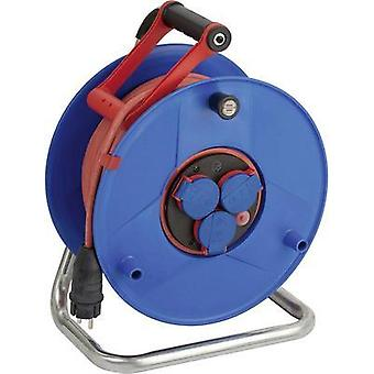Cable reel 50 m Red PG plug Brennenstuhl 1238930