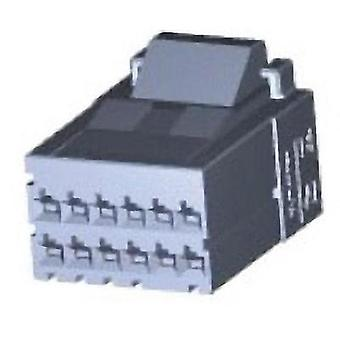 Socket enclosure - cable DYNAMIC 2000 Series Total number of pins 12 TE Connectivity 1-1318118-6 1 pc(s)