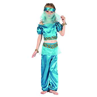 Guirca Princess costume Arab Size 7-9 years (Kostuums)