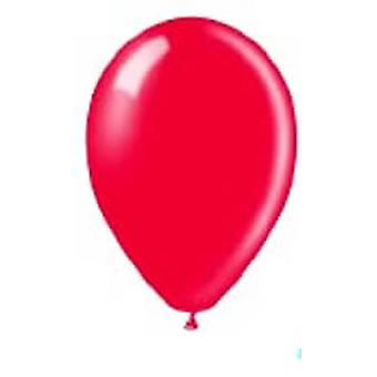 "Balloons Standard 12"" Red"