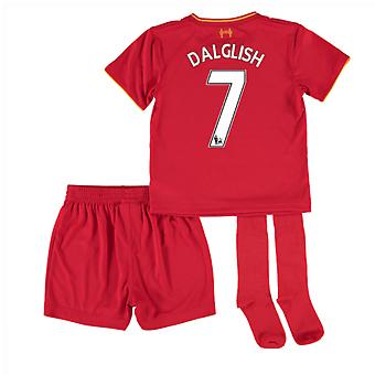 2016-17 Liverpool Home Mini Kit (Dalglish 7)