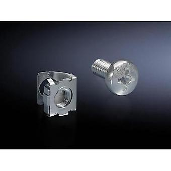 Spring nut with screw Steel Rittal DK 7000.990 50 pc(s)