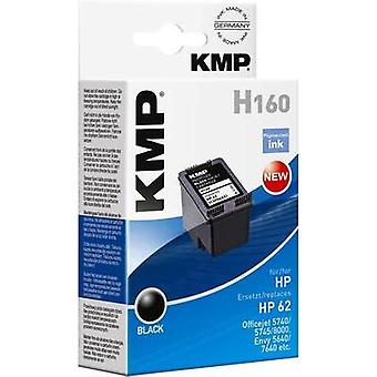 KMP Ink replaced HP C2P04AE (62) Compatible Black 1741,4801