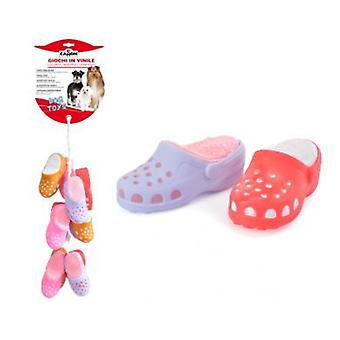 Camon Cluster Of Clogs Vinyl 12 cm (Dogs , Toys & Sport , In latex)