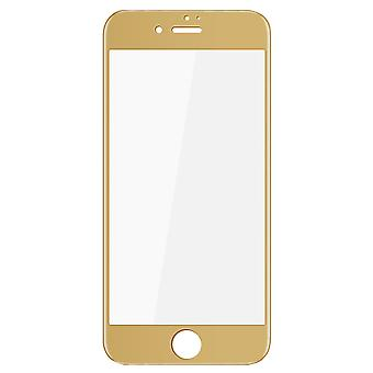 Apple iPhone 7 3D Panzer Glas Folie Display Schutzfolie Hüllen Case Gold