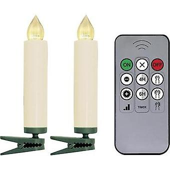 Wireless Xmas tree lights Candle Inside battery-powered LED