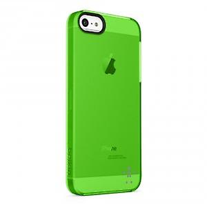 Belkin shield sheer cover case for iPhone 5 / 5S - Green