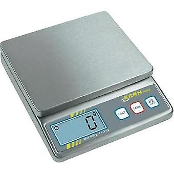 Letter scales Kern FOB 500-1S Weight range 0.5 kg Readability 0.1 g battery-powered Silver
